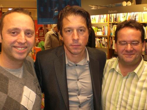 Met drievoudig wereldkampioen Mario De Clercq