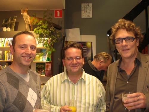 Met boekenvriend Jan